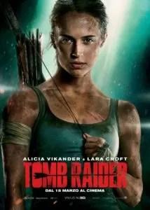 Tomb Raider locandina