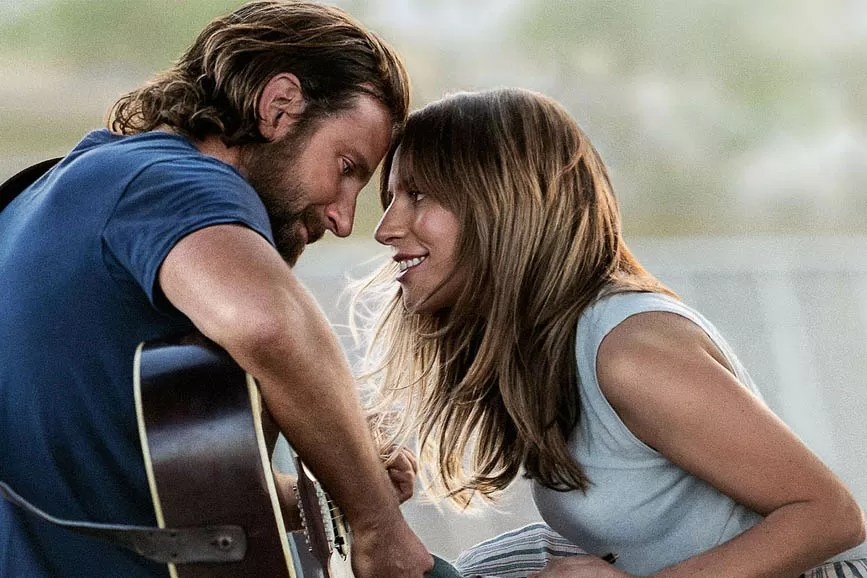 A Star Is Born scena film