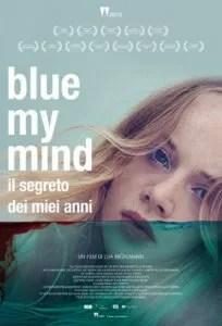 blue my mind il segreto dei miei anni poster