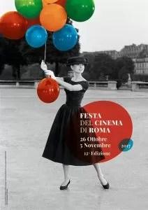 Festa del cinema di Roma 2017 audrey hepburn