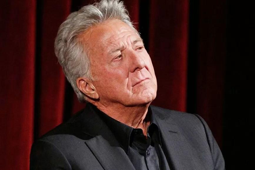 Dustin Hoffman accusato