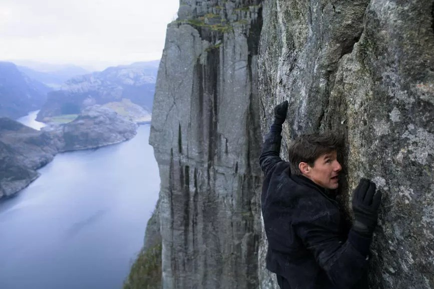 Mission: Impossible - Fallout Montagne