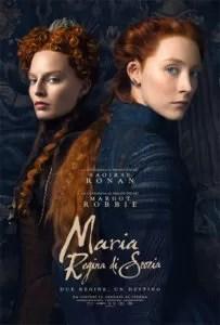 maria regina di scozia locandina