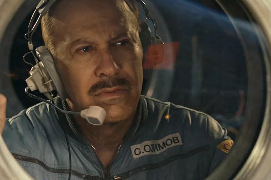 Sergio e Sergei - Il professore e il cosmonauta rece