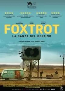 Foxtrot - poster italiano