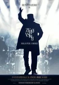Zerovskij - Solo per amore - locandina