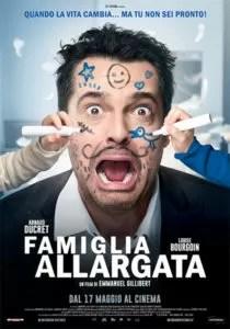 Famiglia allargata - Locandina italiana