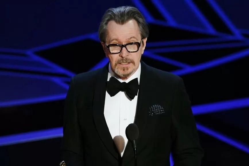 Gary Oldman Oscar 2018
