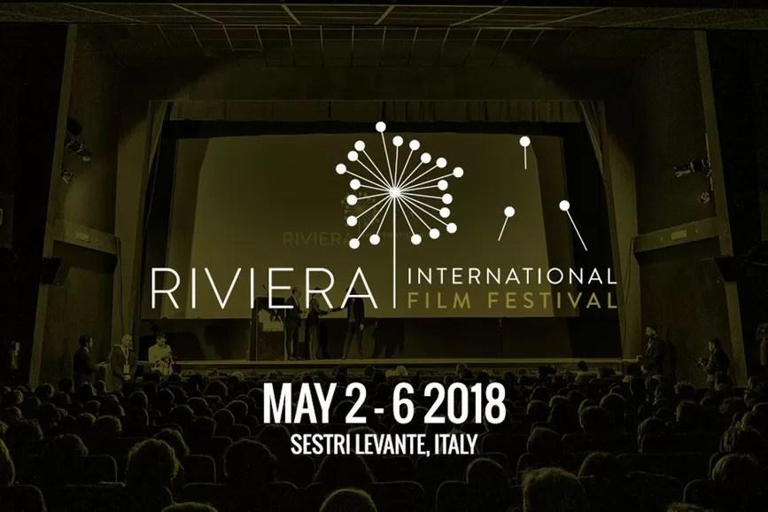 Riviera International Film Festival 2018 copertina
