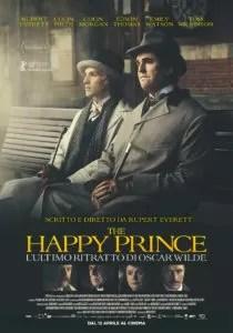 The Happy Prince - locandina italiana