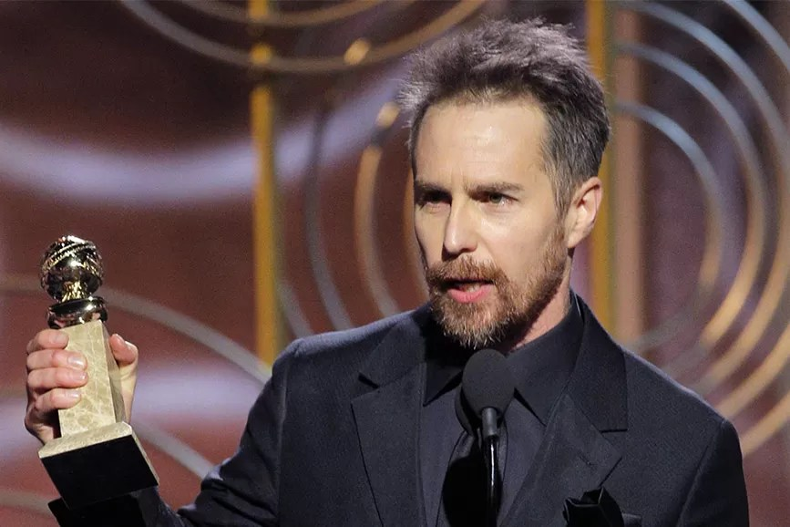Sam Rockwell actor
