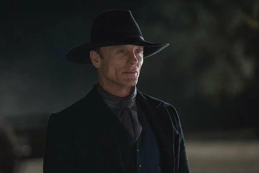 Westworld L'uomo in nero