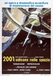 2001: Odissea nello spazio scheda