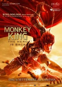 Monkey King: Hero is Back - film