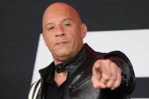 Vin Diesel attore