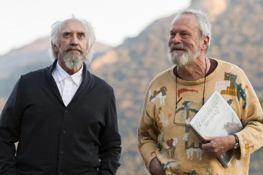 The Man Who Killed Don Quixote: Terry Gilliam