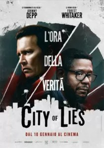 City of Life poster ita