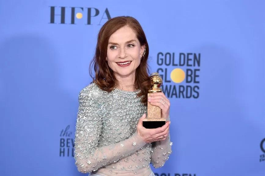 Isabelle-Huppert - foto premiazione