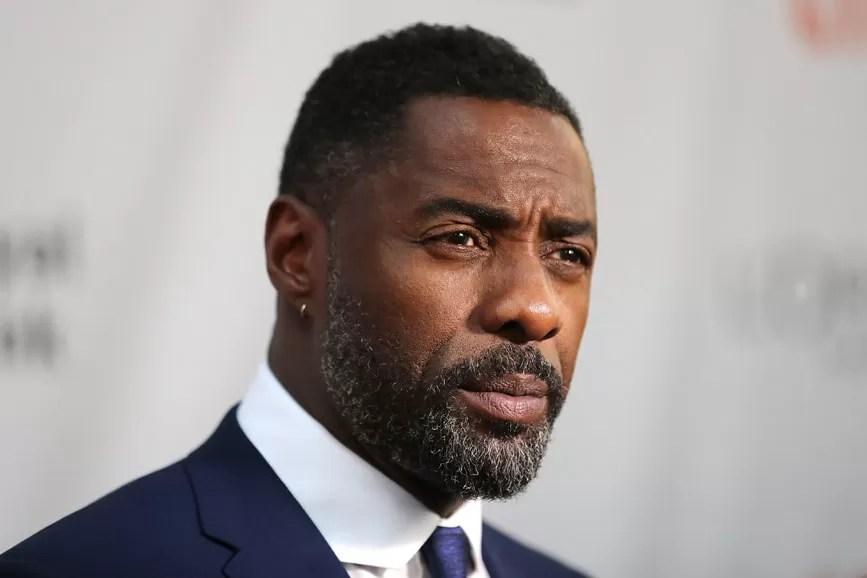 Idris Elba photo giacca