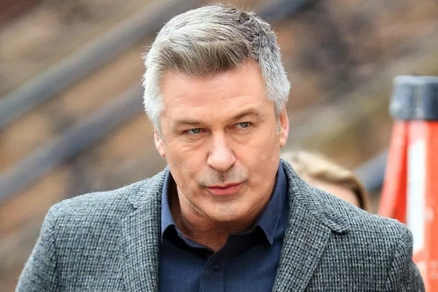 Alec Baldwin no Joker