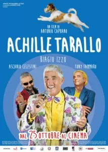 Achille Tarallo locandina