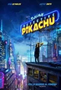 Pokemon Detective Pikachu locandina