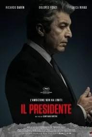 il presidente poster