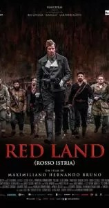 red land locandina