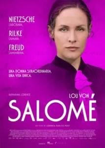 Lou Von Salomè poster ita