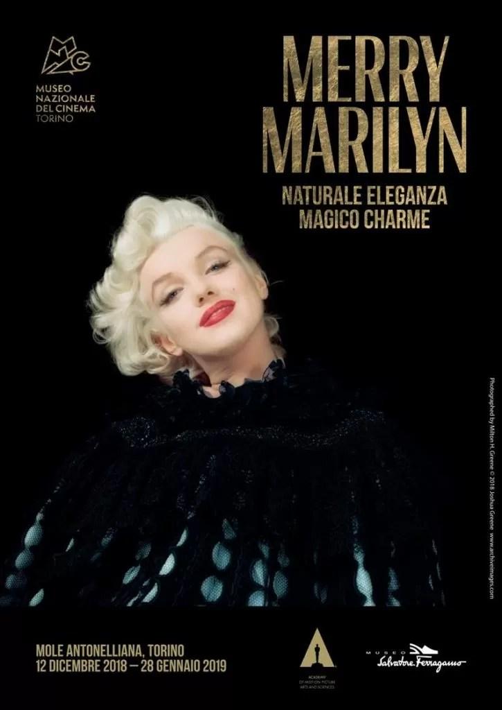 Marilyn Monroe mostra Torino