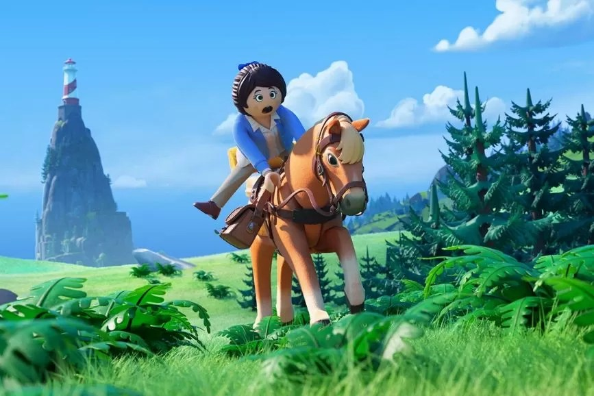 Playmobil: The Movie frame