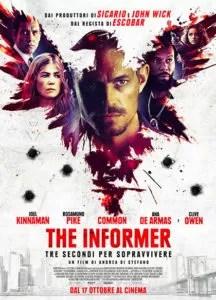 The Informer – Tre secondi per sopravvivere poster