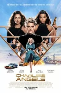 Charlie's Angels poster ita def
