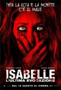 Isabelle - L'ultima evocazione poster