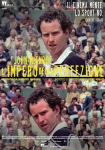 John McEnroe - L'impero della perfezione Poster
