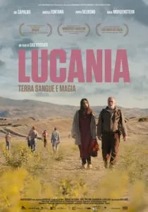 Lucania - Terra Sangue e Magia locandina