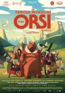 La famosa invasione degli orsi in Sicilia poster ita