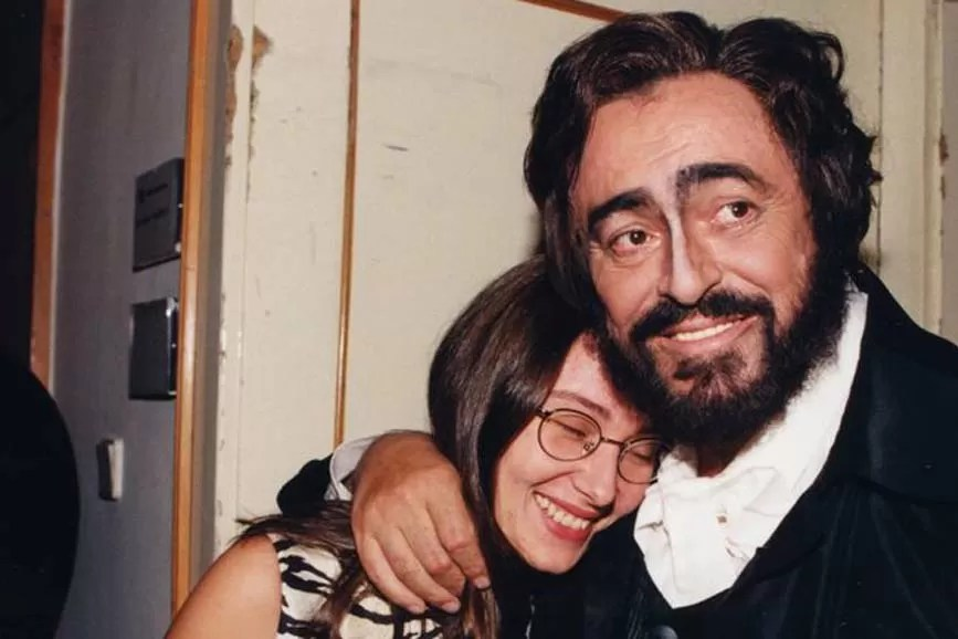 Pavarotti doc