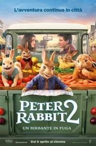 Peter Rabbit 2 Un birbante in fuga poster