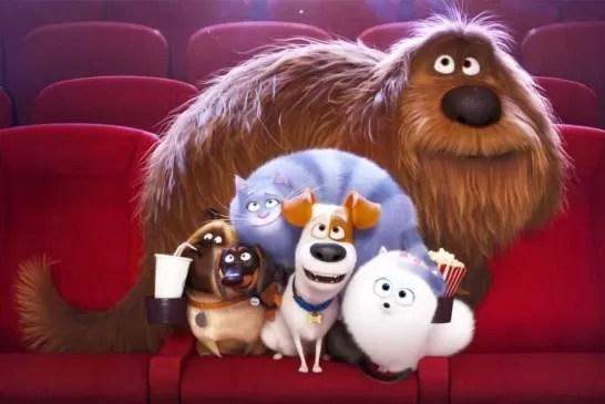 """Box office Italia: """"Pets 2 – Vita da animali"""" ancora in testa"""