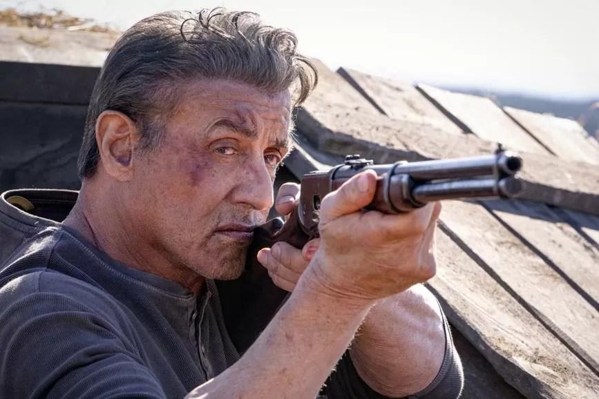 Rambo Last Blood Sly