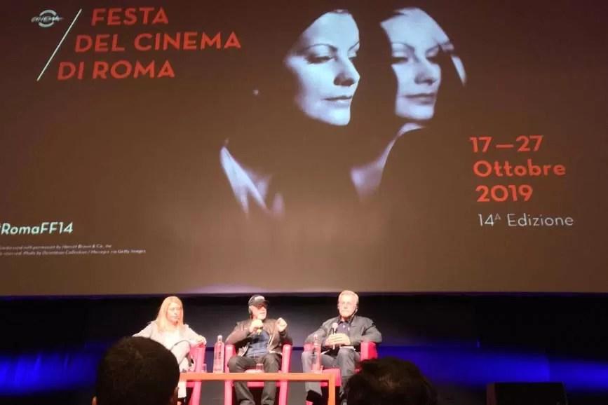 Pavarotti conferenza