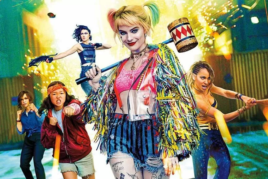Birds of Prey Box office USA