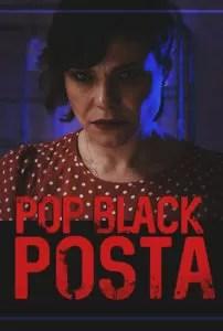 pop black posta locandina