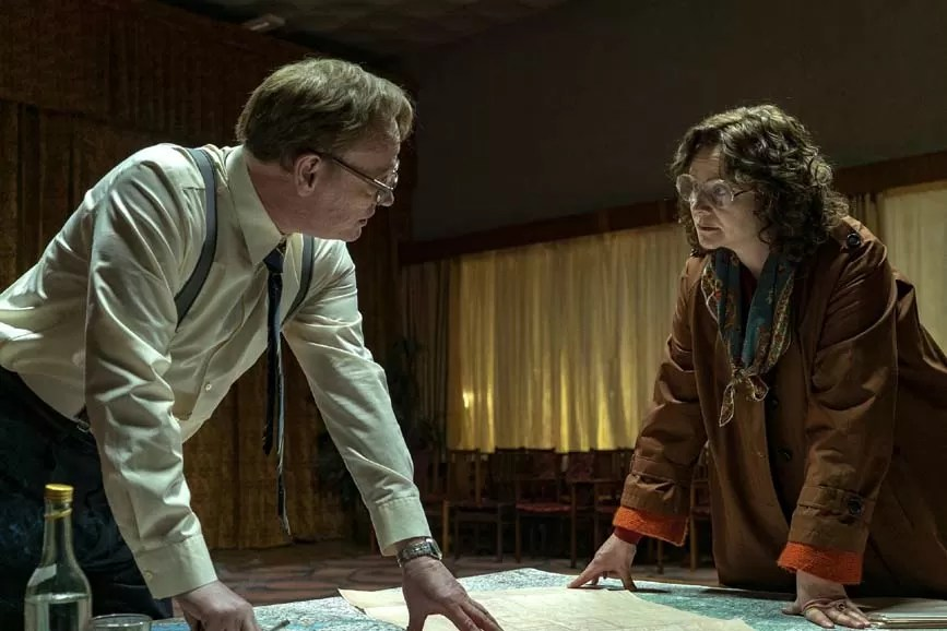Chernobyl IV episodio