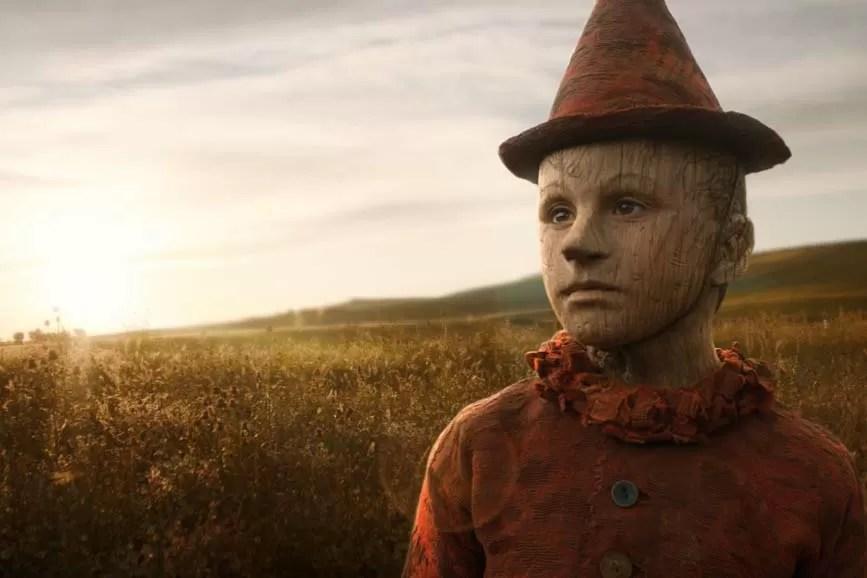 Pinocchio primo piano