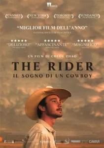 The Rider - Il sogno di un cowboy poster ita