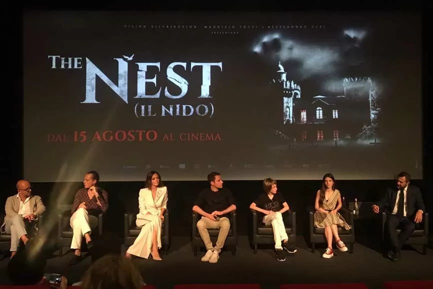 The Nest- Il Nido cast film