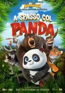 A spasso col panda locandina