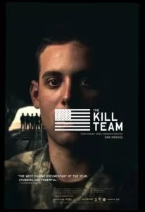 The Kill Team poster